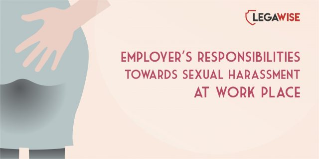 Employers Responsibilities sexual harassment at workplace