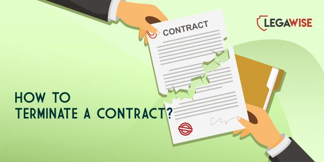 how to terminate a contract